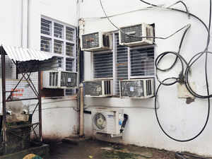 AC sales up over 50% last fortnight; early onset of summer likely to result in record sales for these product segments, say experts.