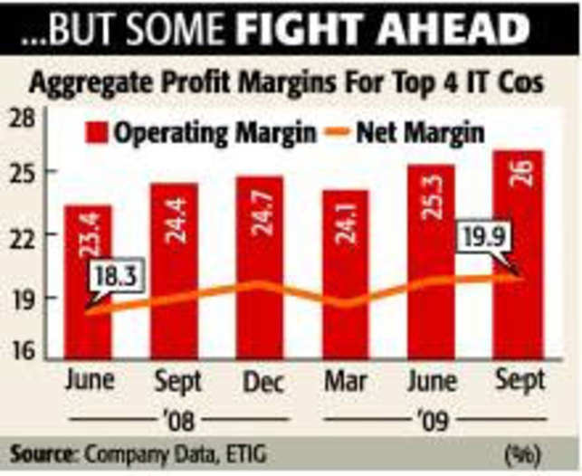 Smart recovery of large IT cos in Q2; road ahead may be bumpy