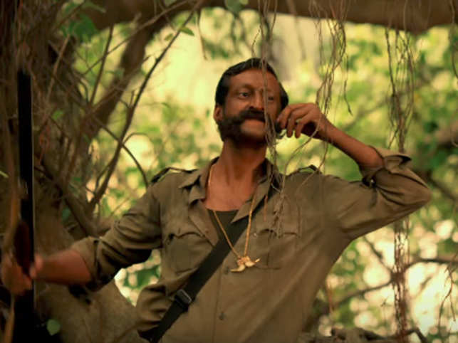 Produced by BV Manjunath, the film is based on Veerappan, one of India's most infamous sandalwood smugglers. (Image: Facebook)