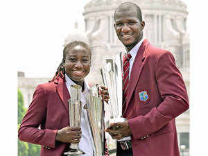 The World Twenty20 tournament was won by the West Indies men's and women's teams. Even other broadcast partners of ICC delivered record ratings and viewership.