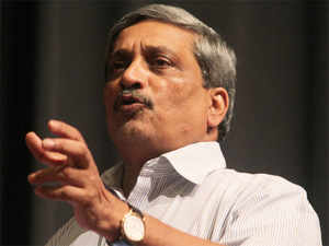 """Parrikar said that """"India attaches highest priority to relations with China and was committed to further developing friendly and cooperative relations with China""""."""