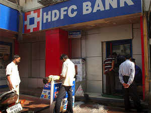 Citibanks k balasubramanian to head hdfc banks corporate banking he will report to kaizad bharucha executive director in charge of wholesale banking at the reheart Images
