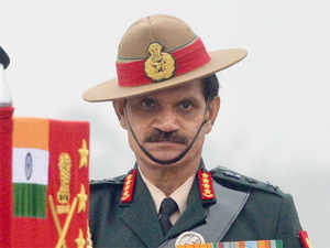 Dalbir Singh Suhag today visited Jammu and Kashmir to review the security situation in the state against the backdrop of civilian killings in Handwara and Kupwara in security forces' firing.