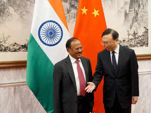 "India and China have agreed to ""peaceful negotiations"" to settle the protracted border issue and reach a ""fair, reasonable and mutually acceptable solution""."