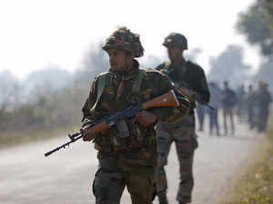 """Three OGWs of LeT outfit were apprehended at a check-point established by a joint team of police and paramilitary CRPF at Rajbagh in Srinagar,"" a police official said."