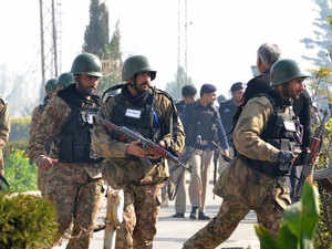 BSF troops also fired back, the officer said, adding that the troops saw a leopard later which could have been a reason for the Pak rangers to open fire.