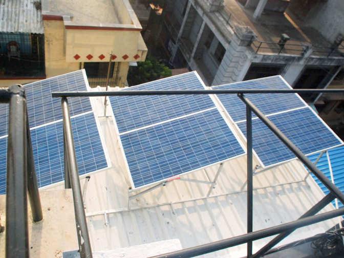 India May Fall Short Of Its Target Of Adding 12 Gigawatt
