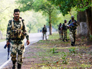(Representative image) The encounter took place when a joint team of STF, District Reserve Group (DRG), and district force reached Kumartong village during a patrol.