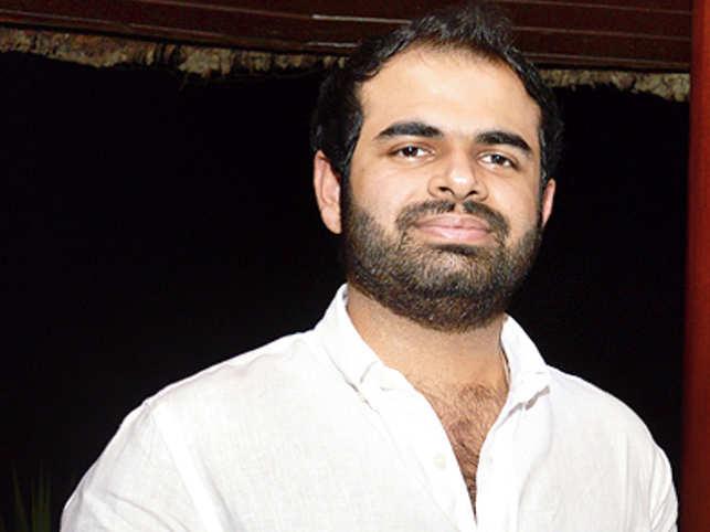 Shom Hinduja, son of Ashok Hinduja, chairman of the Hinduja Group of Companies (India)