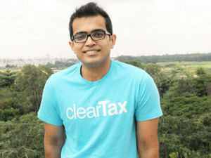 ClearTax raises Rs 8.6 crore seed funding from Silicon ...