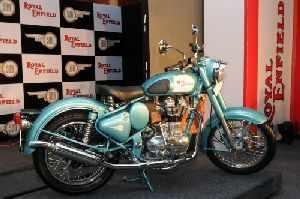 Royal Enfield Classic 500 bike