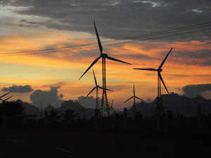 (Representative image) NTPC has invited bids from contractors to set up a 100 MW wind energy project — or two projects of 50 MW each — anywhere in India.