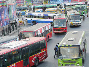 The city's planners are making an attempt to prioritise public transport and also bring about a semblance of lane discipline on Bengaluru's chaotic roads.  (Representative image)