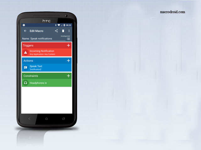 Macrodroid Takes Pain Out Of Common Tasks 10 Android Apps You Shouldn T Miss The Economic Times