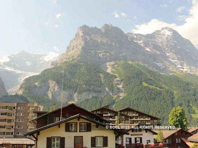 Grindelwald Summer Luge