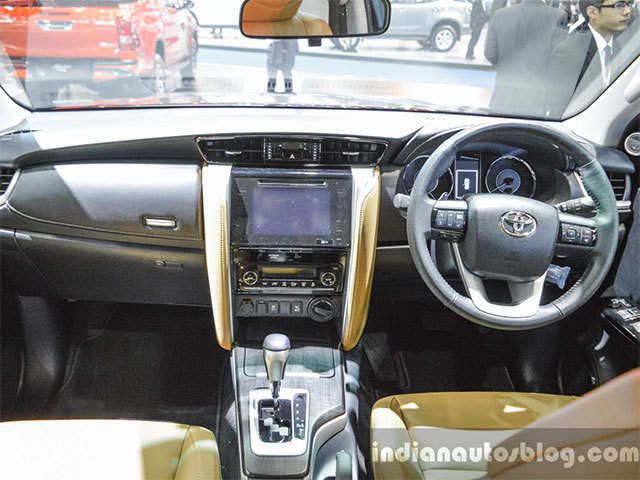 Engine specs - New Toyota Fortuner to launch in India during