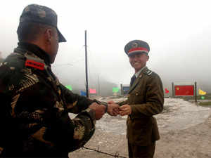The armies of India and China today expressed resolve to maintain peace along the Line of Actual Control (LAC) with their senior commanders holding two border meets.