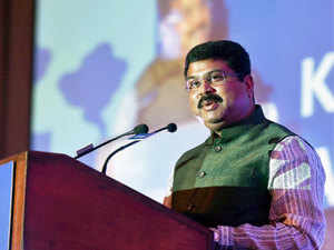 India has expressed interest in setting up an LNG terminal at Chahabar port in Iran to ship back home natural gas from Persian Gulf nation, Oil Minister Dharmendra Pradhan said.