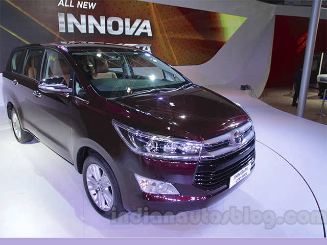Price List Toyota Innova Crysta Launched At Rs 13 84 Lakh