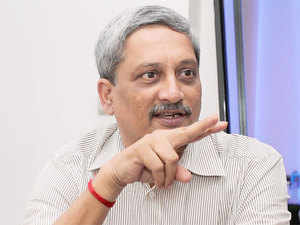 In a written reply, Defence Minister Manohar Parrikar said as against the authorised strength of 49,833 officers, the held strength is 41,162.