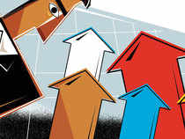 Karvy Stock Broking has a sell rating on TVS Motor with a target price of Rs 320 citing that most of the positives on account of new launches have been priced in.