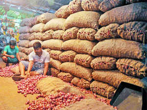 The buffer stock of onion is being created using the Rs 900-crore Price Stabilisation Fund (PSF). The objective of this fund is to control price volatility.