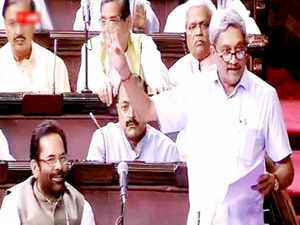 The recently-inked government-Congress ceasefire in Parliament became the immediate casualty of Wednesday's heated debate in the Rajya Sabha over the VVIP chopper deal.