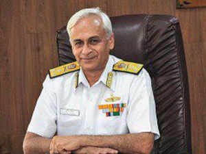 58-year-old Lanba, a specialist in Navigation and Direction, will have the full three-year tenure as the Navy Chief. He will succeed Admiral R K Dhowan who is retiring.