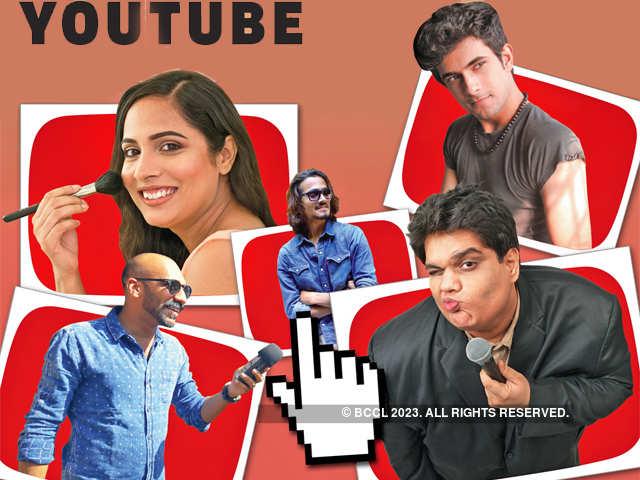 Meet India's top 10 YouTube superstars - Meet India's