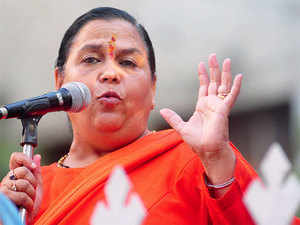 """""""Lalu Prasad had supported Nitish Kumar for the post of Prime Minister but if Nitishjee becomes the prime minister then there will be jungle raj in the country like Bihar,"""" Bharti said"""