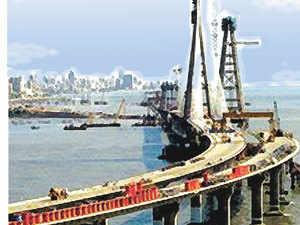 (Representative image) Mumbai Metropolitan Region Development Authority (MMRDA) today started the bidding process for Mumbai Trans Harbour Link.