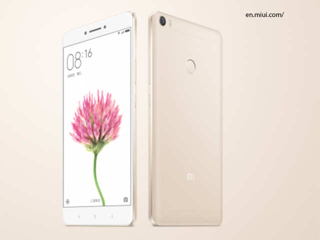 Micro and a hybrid sim card slot - Xiaomi launches Mi Max