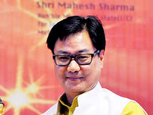Firms like Google will have to make sure India's maps show Arunachal Pradesh and Jammu and Kashmir correctly, Minister of State for Home, Kiren Rijiju told ET.