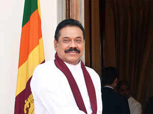 Sri Lankan police today arrested former president Mahinda Rajapaksa's younger brother Basil in connection with an alleged land transaction involving money laundering.