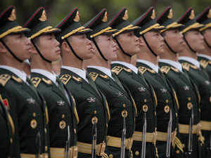 CMC, the overall high command of the PLA, is directly headed by President Xi Jinping, who is also the head of the ruling Communist Party.