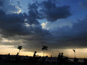 """""""Present weather conditions are indicating a promising beginning of Monsoon 2016 which is likely to usher in with a bang,"""" Skymet said."""