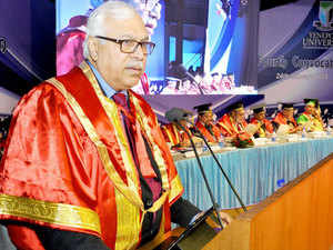 """The honorary fellowship has been awarded to Delhi-born Quraishi to """"celebrate and acknowledge his contributions in shaping the present and future of India""""."""
