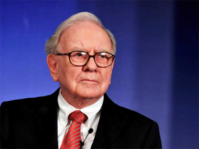 Buffett was initially crushed when he was rejected from the Harvard Business School.