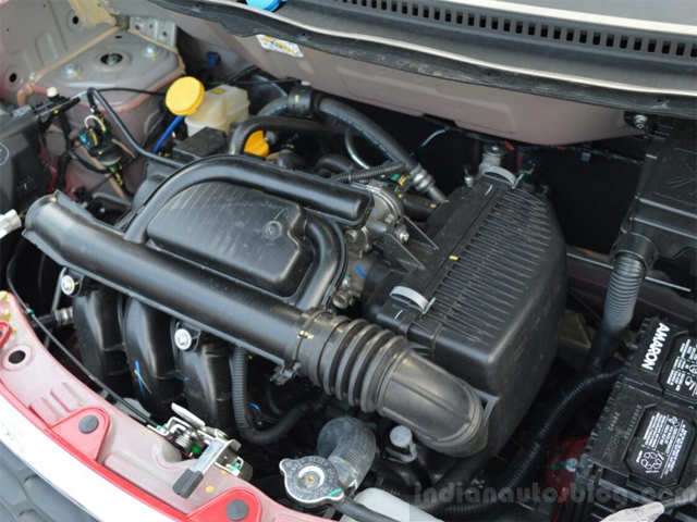 Gearbox & Engine - Toyota Innova Crysta: Here's all you need