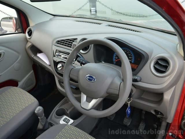 Gearbox & fuel efficiency - Datsun redi-GO: First drive review   The