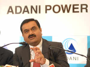 Adani Power today said it has shut down four units of 660 mw capacity each out of five units at the Tiroda plant in Maharashtra due to acute water shortage.
