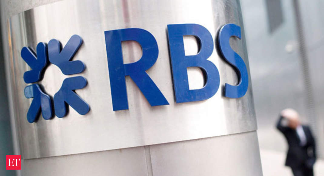 RBS confirms exit of retail banking branches in India - The Economic ...