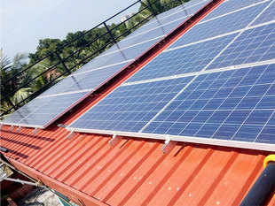 """The project will finance the installation of at least 400 MW of grid connected rooftop solar photovoltaic (GRPV) across India,"" the World Bank said."