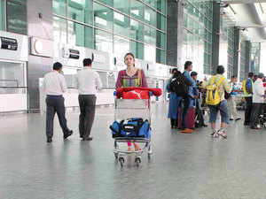 The nearest airport to Kandla is at Bhuj at a distance of about 60 kms. From Bhuj, Air India runs a single flight while Jet Airways operates two flights a day, which is inadequate to meet the ever increasing demand.