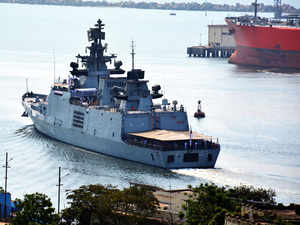 The Indians ships participation in MALABAR-16, a maritime exercise with the US Navy and JMSDF, reflects the vital strategic importance of the region to India.
