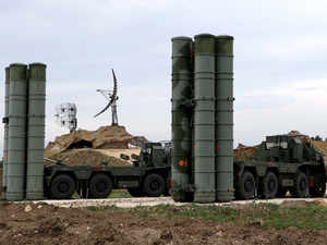 """India's efforts for acquiring S-400 defence systems from Russia, it is ""very far"" from defending itself from a Pakistani missile attack,"" Topychkanov said."