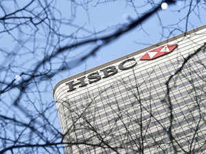 HSBC: HSBC to halve branches in India as customers go digital - The