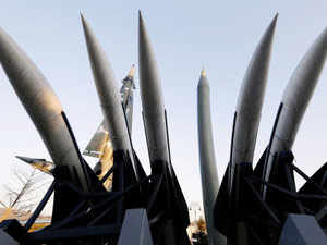 """""""Pakistan has serious concerns over India's interceptor missile test and will take all necessary measures to augment its defence capabilities,"""" Sartaj Aziz said. Representative Image."""