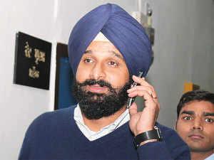Punjab Revenue Minister Bikram Singh Majithia today filed a criminal defamation case against Delhi Chief Minister Arvind Kejriwal and two other AAP leaders.