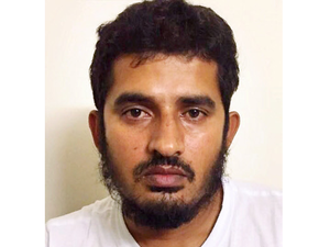 Abdul Wahid Siddibapa, a resident of Bhatkal in Karnataka, was held after his arrival from Dubai.